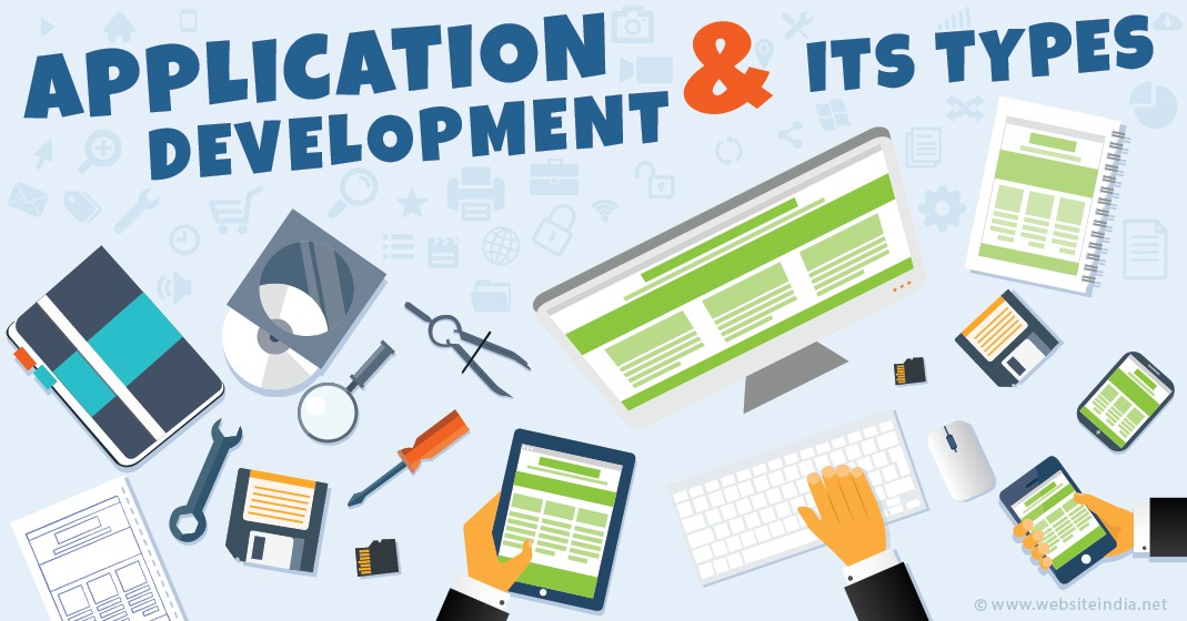 Application Development and its types